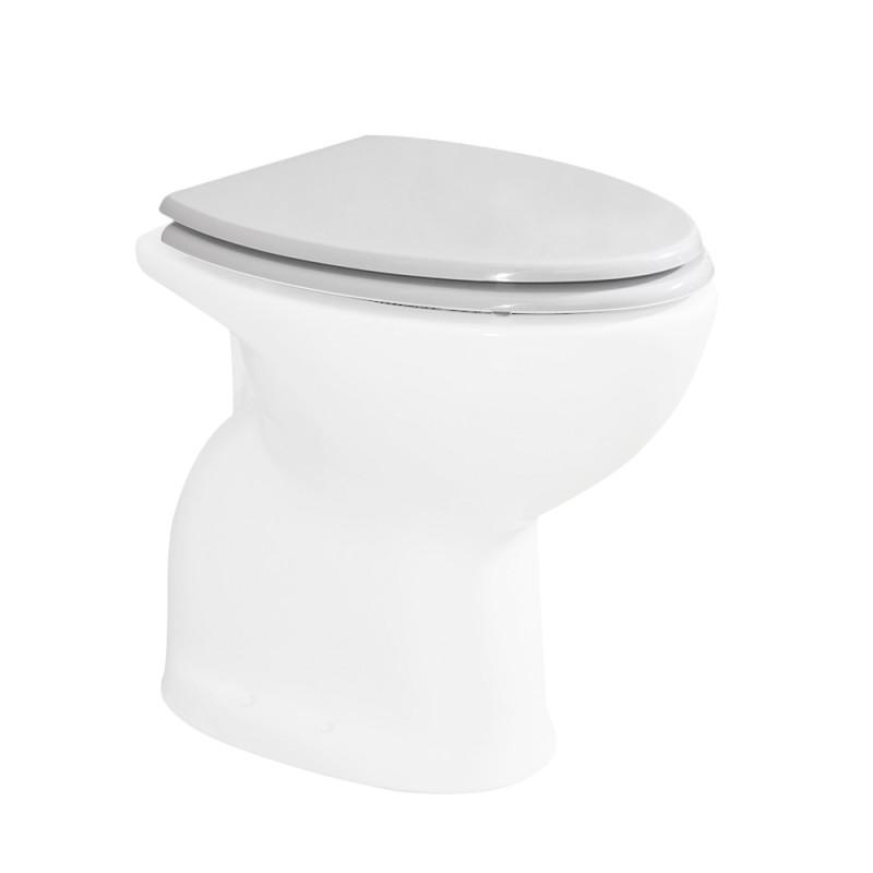 Copriwater per WC Anziani in Legno Rivestito con Poliestere