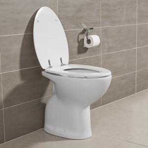 tavoletta WC Anziani in Legno Rivestito con Poliestere