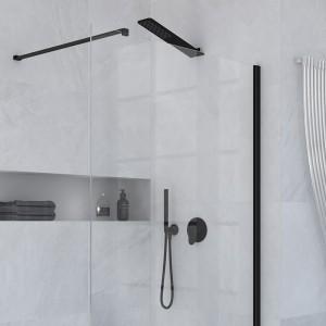 set doccia nero