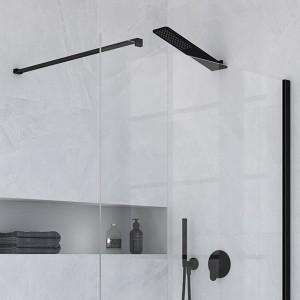 Accessori doccia nero