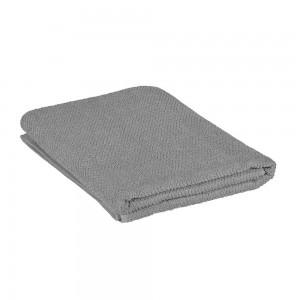 Telo Doccia 100% cotone in colore grigio 90x140 cm
