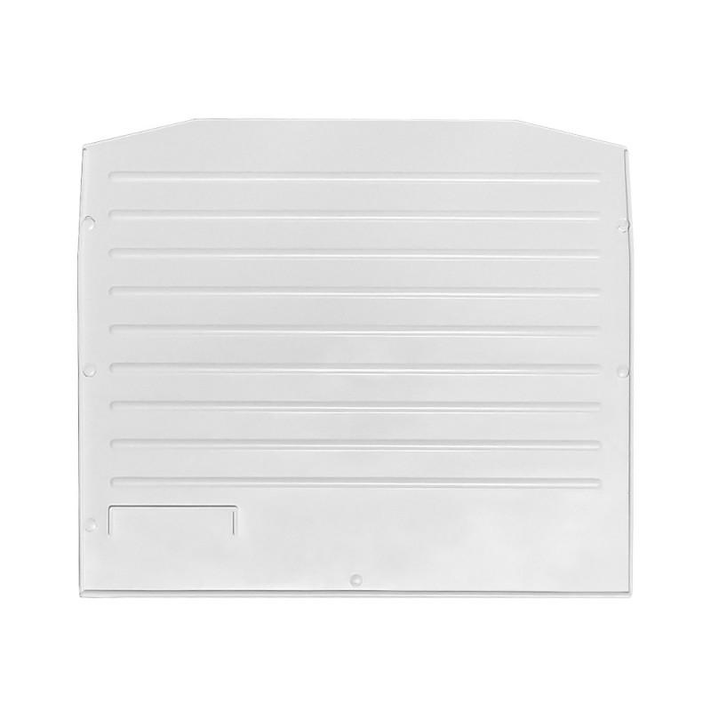 Asse lavapanni di colore bianco 51,8x32,5x1 cm per Vasca lavatoio