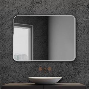 Specchio serigrafato bagno...