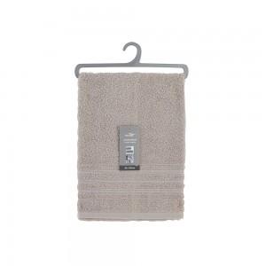 Asciugamano Viso Da Bagno 55x100 Cm Sabbia