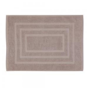 Tappeto Scendidoccia Sabbia 100x100 Cotone 45x65