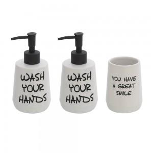 Set accessori linea Wash...