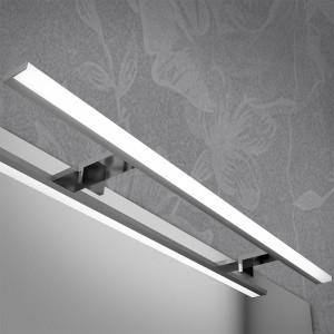 Specchio bagno LED 105x70 cm