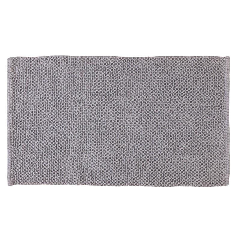 Tappeto in Cotone 50x180 Grigio Mais