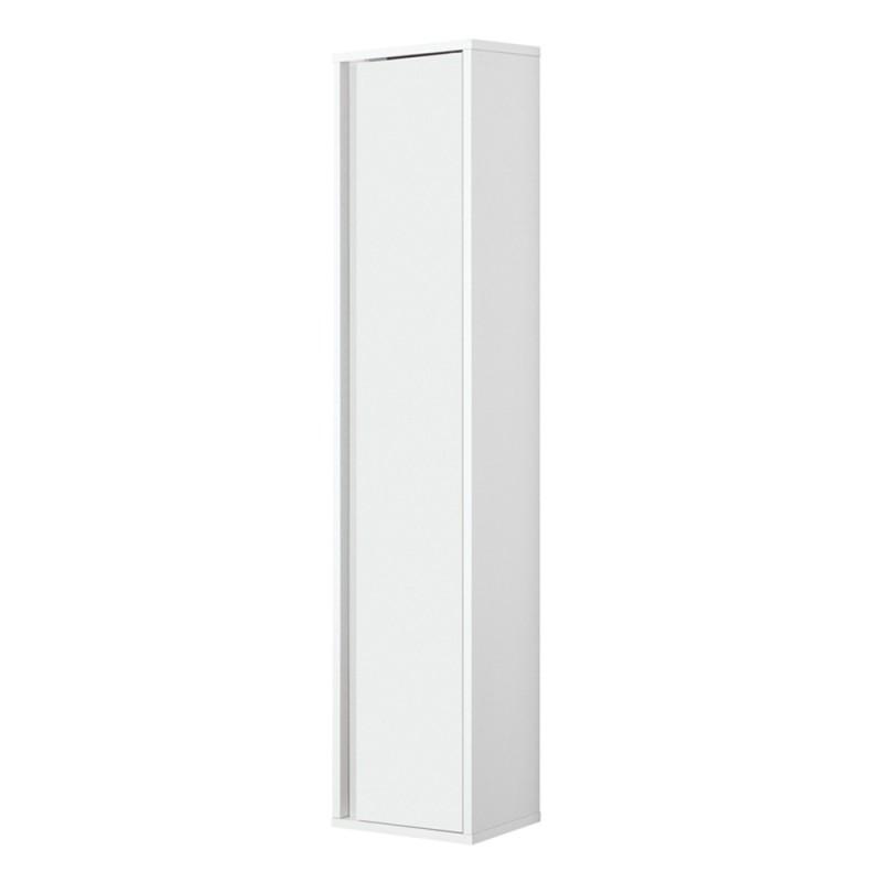 Pensile Sospeso Legno 150 cm colore Bianco con chiusura slow motion