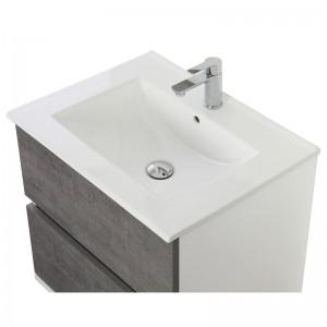Mobile bagno in nobilitato melaminico