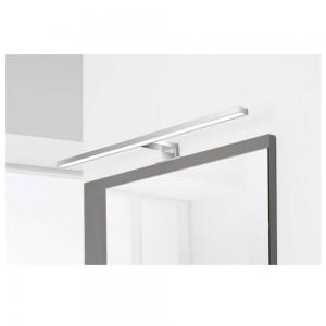 Lampada a Led Universale in ABS per Specchi a Filo Bisellati e su Pannello 60 cm