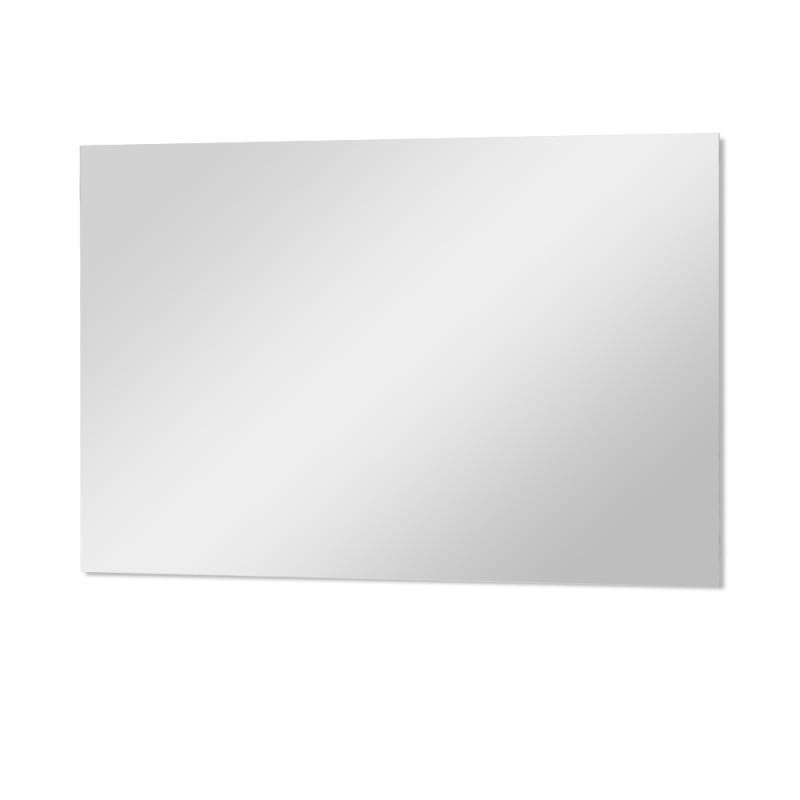 Specchio Rettangolare Decorativo A Filo Lucido 100x60 Reversibile