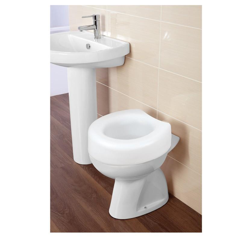 Rialzo per Seduta WC Universale in Polietilene