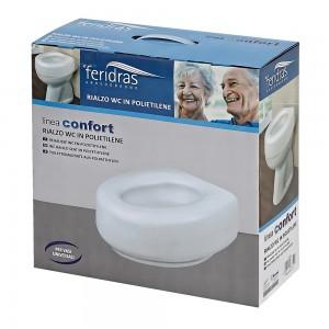 Rialzo WC Universale Water Bagno Disabili O Anziani