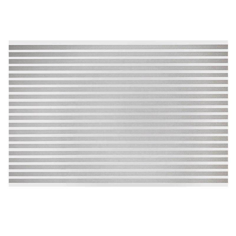 Pellicola Elettrostatica 45x200 a righe Per Vetri Box Doccia E Finestre