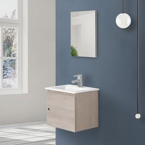 mobile bagno compatto completo di specchio
