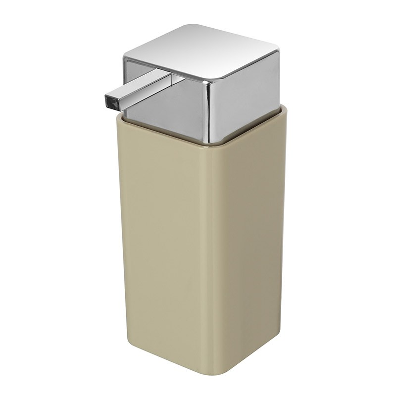 Dispenser in AS Beige Linea Star