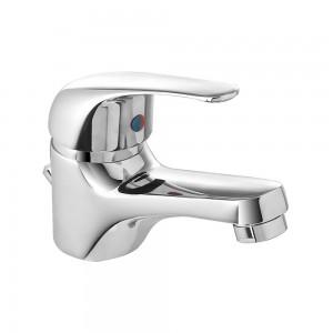 Miscelatore lavabo serie kant cromo