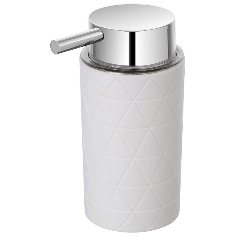 Dispenser Sapone Bianco Linea Diva