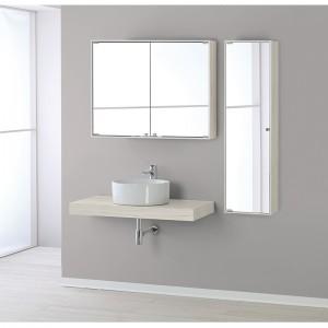 Specchiera Colore Pino Bianco