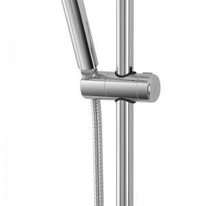 Ricambio Supporto Universale Portadoccetta per Asta Saliscendi Diam. 18 a 25 mm