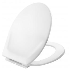 Tavoletta copri WC universale colore Bianco in Resina