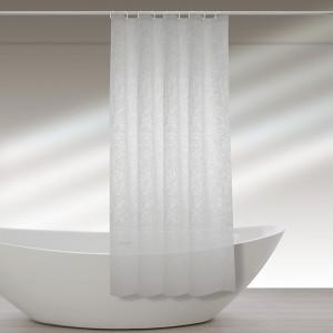 Tenda per doccia in Vinile 120 x 200h cm Decorata con Disegni