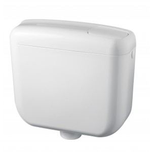 Cassetta di scarico WC a zaino