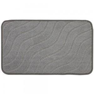 tappeto polipropilene grigio