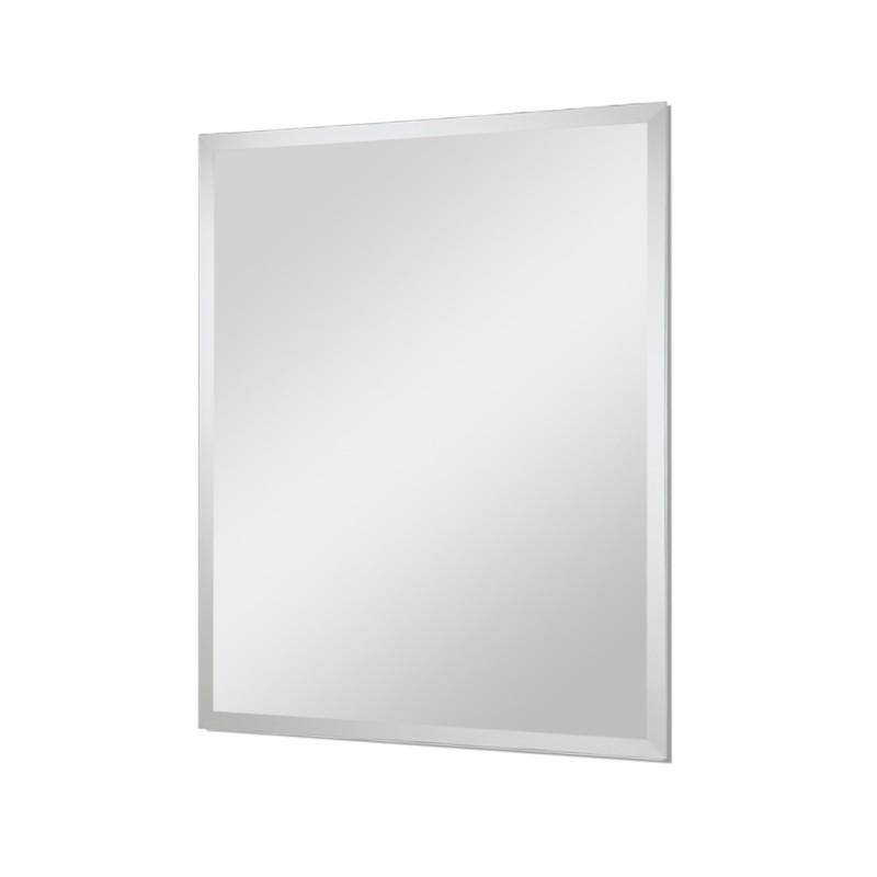 Specchio Rettangolare con Bisellatura 80x60 Reversibile