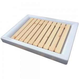 pedana in legno antiscivolo