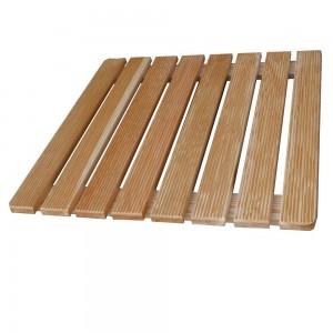 pedana legno per doccia