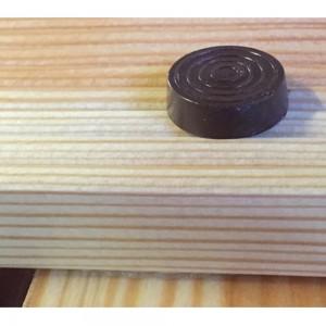pedana legno spigoli arrotondati