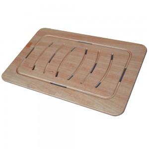 Pedana Doccia slim in legno