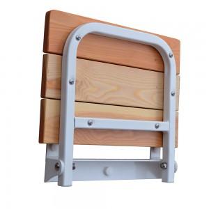 sedile per doccia a parete