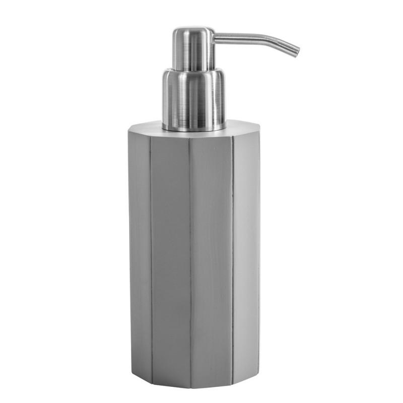 Dispenser Sapone da appoggio grigio