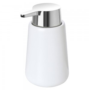 dispenser ceramica bianco