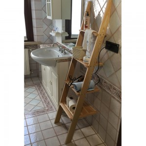 porta asciugamani in legno di design