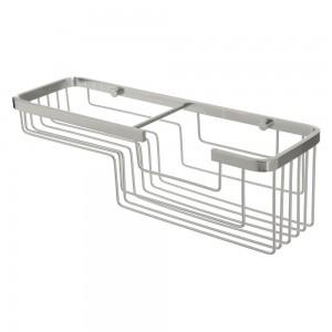 Griglia Cestello Doccia in Alluminio Cromato 37cm