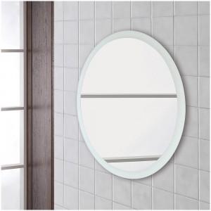 specchio da bagno rotondo diamentro 80 cm