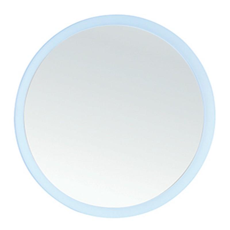 Specchiera da Bagno a Led diametro 80 cm Tonda design Moderno