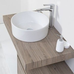 lavabo da esterno bianco da bagno