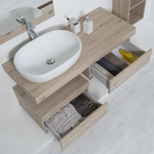 vasca ovale per bagno in ceramica