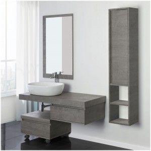 lavabo da appoggio per bagno moderno