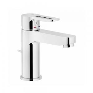 Inbagno Rubinetto lavabo monocomando Nobili serie New Road finitura cromo art RD00118/1CR