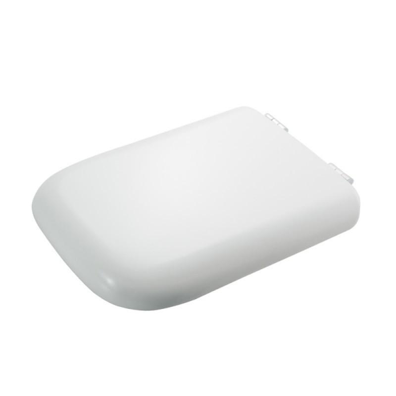 Copriwater Dedicato Rak Ceramiche Serie Metropolitan Bianco