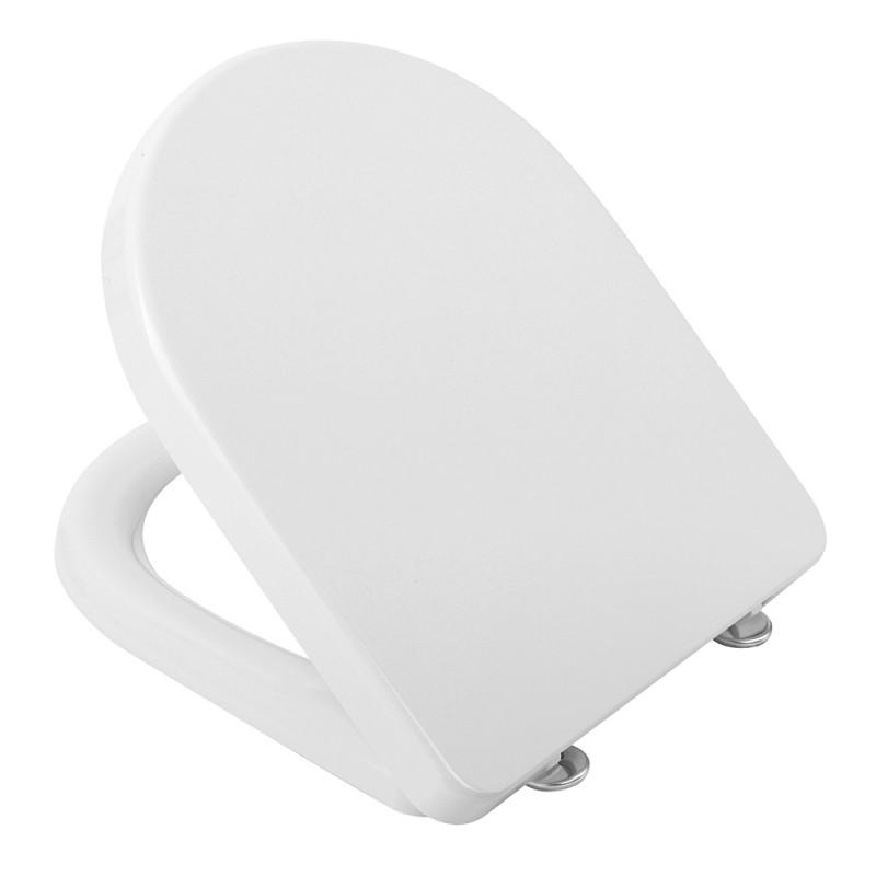 Copriwater OLYMPIA Compatibile con Serie NICOLE Bianco