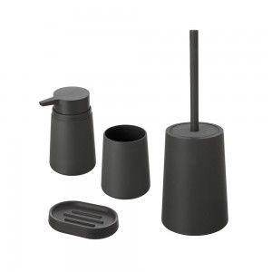 Set accessori d'appoggio plastica feridras linea pop