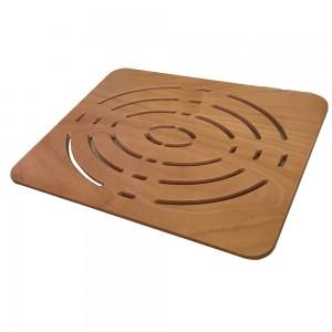 pedana doccia antiscivolo legno marino 54x68 ideale per piatto doccia 70x90