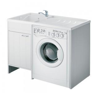 copri lavatrice e lavatoio da esterno